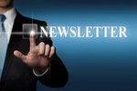 touchscreen - newsletter