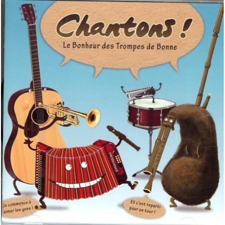 Chantons le Bonheur (Trompes de Bonne)